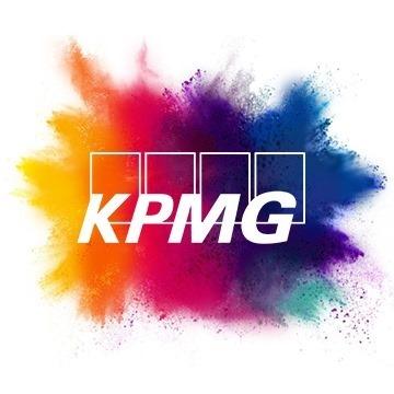 kpmg logo color